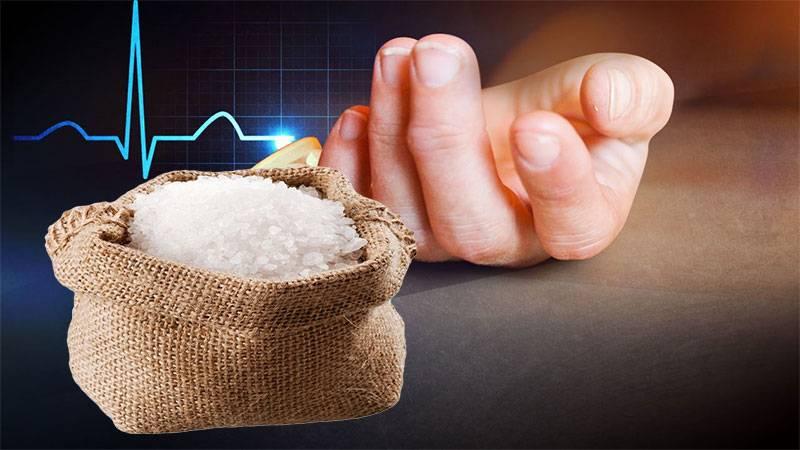 Sobredosis Sulfato de Magnesio